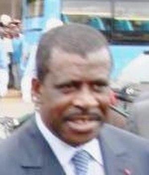 Ephraïm Inoni - Inoni in Yaoundé, 25 September 2006.