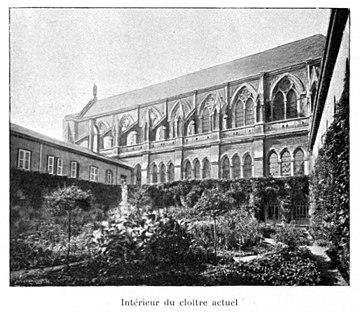 Page martin histoire des glises et chapelles de lyon for Interieur d un couvent streaming