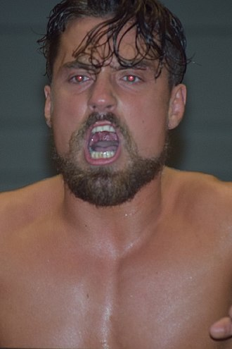 Marty Scurll - Scurll in May 2017