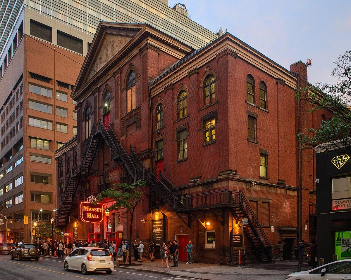 Massey Hall - Wikipedia