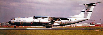 Military Air Transport Service - MATS Lockheed C-141A-10-LM Starlifter, AF Ser. No. 63-8090, in 1965 just after delivery to the 1501st Air Transport Wing at Travis AFB. Retired on 7 August 1996, Scrapped 29 July 2003.