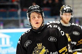 Mattias Janmark Swedish ice hockey player