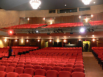 McCarter Theatre - Main Auditorium of McCarter Theatre
