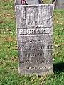 McClure (Richard), Lebanon Church Cemetery, 2015-10-23, 01.jpg
