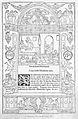 Mediaeval nursing, from Vita e epistole, 1497 Wellcome L0000166.jpg