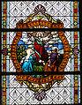Merazhofen Pfarrkirche Chorfenster Auferstehung.jpg
