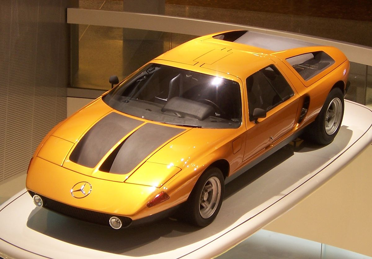 Mercedes benz c111 wikipedia for Mercedes benz cars