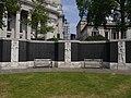 Merchant Seamen's Memorial - reliefs in the sunken garden 06.jpg