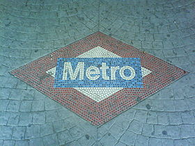Image illustrative de l'article Métro de Madrid