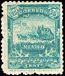Mexico 1895 15c perf 12 Sc251 unused.jpg