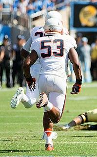 Micah Kiser American football linebacker