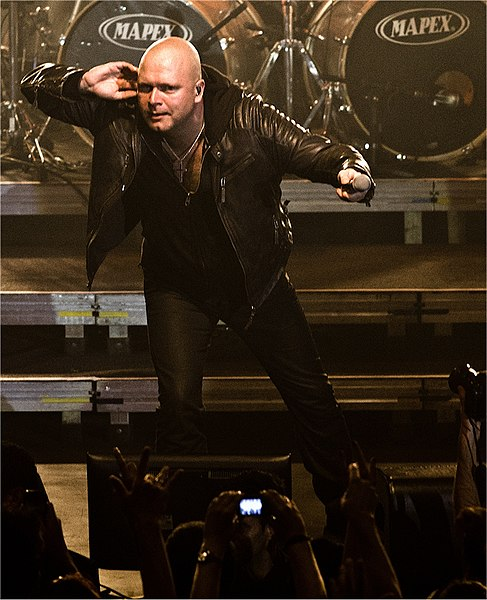 Michael Kiske Mantan Vocalist Helloween