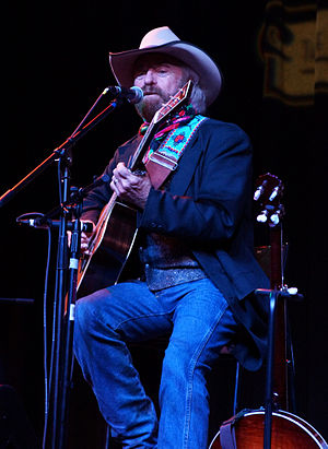 Michael Martin Murphey - Michael Martin Murphey at the Flying Monkey, Plymouth, NH, October 13, 2012