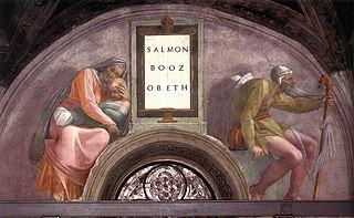 Salmon, Boaz, Obed