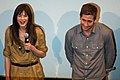 Michelle Monaghan and Jake Gyllenhaal at the Source Code premiere (cropped).jpg