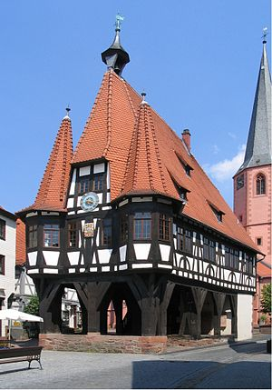 Michelstadt - Town Hall