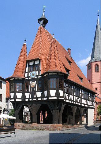 Michelstadt - Town Hall