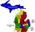 Michigan Boy Scout council map.png
