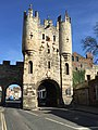 Micklegate Bar, York, UK - panoramio (103).jpg