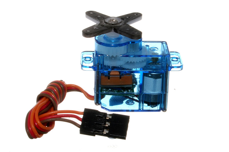 Micro servo moteur
