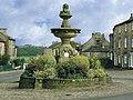 Middleham fountain - geograph.org.uk - 347626.jpg