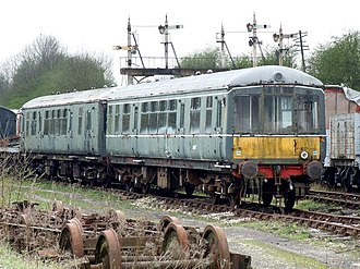 British Rail Class 100 - Image: Midland Railway Centre, Swanwick Junction geograph.org.uk 1636977