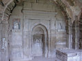 Mihrab & Wall Rohtas Fort Mosque by Sheikh Rashid Hameed.jpg