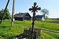 Mikėnų (Siesikų sen.) kryžius.JPG