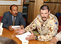 Mike Kelly Iraq 2003.jpg