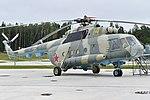 Mil Mi-8MT '14 yellow' (24221367788).jpg