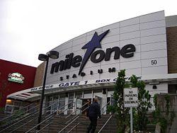 Centre Mile Un