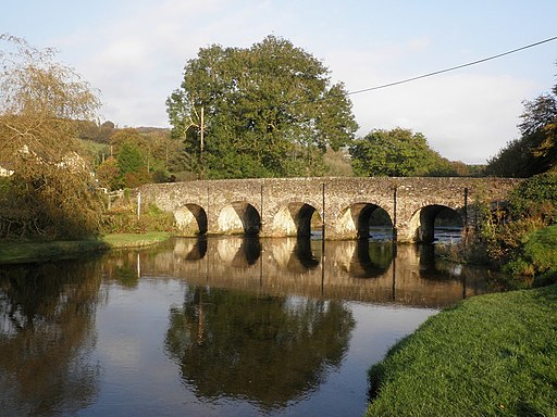 Mill Bridge, Withypool (geograph 2649695)