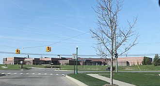 Dexter, Michigan - Mill Creek Middle School