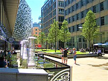 Millennium Square, Sheffield