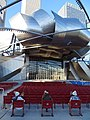 Millennium Park Scene - Chicago - Illinois - USA (32806622352).jpg