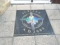 Millennium dedication in Fareham town centre - geograph.org.uk - 1504823.jpg