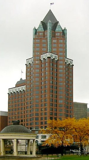 Milwaukee Center - Image: Milwaukee Center(cropped)
