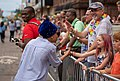 Minnesota Rep. Ilhan Omar at 2018 Twin Cities Pride Parade, Minneapolis (43000138321).jpg