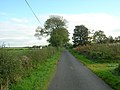 Minor Road Near Merklandwell - geograph.org.uk - 263622.jpg