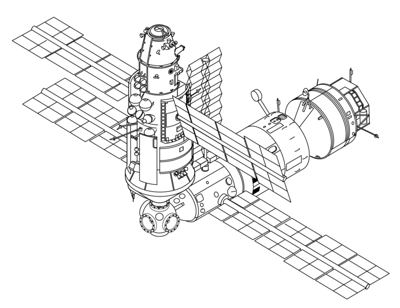Nasa Facts Russian Space Stations Wikisource The Free