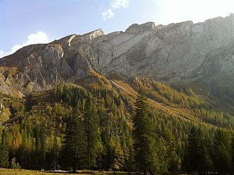 Ollon - Mountains near Villar-sur-Ollon