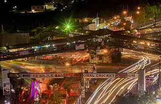 Mirpur Model Thana - Mirpur 10 Night view