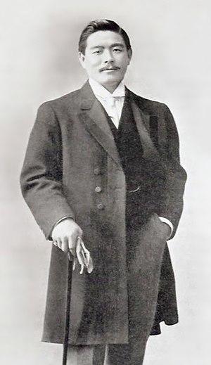Mitsuyo Maeda - Maeda c. 1910