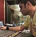Mixando novo cd de Wesley Safadão.jpg