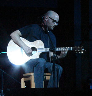 Maharishi University of Management - Moby performing in 2008