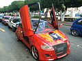 Modified hatchback in Leon, Mexico.jpg