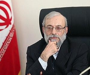 Mohammad-Javad Larijani - Image: Mohammad Javad Larijani