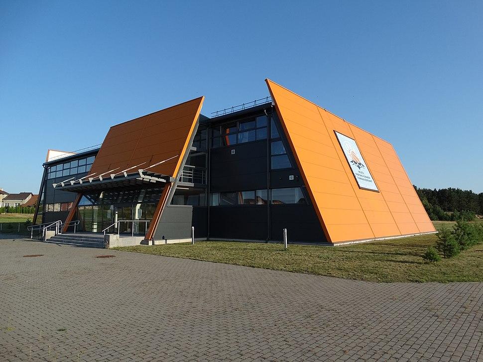 Molėtai, sporto centras