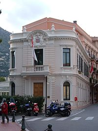 Monaco National Council building.JPG
