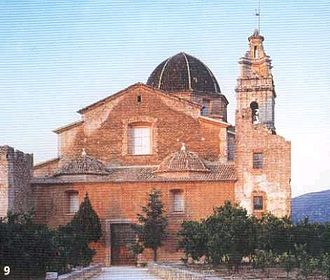 Simat de la Valldigna - Monastery of Saint Mary of Valldigna